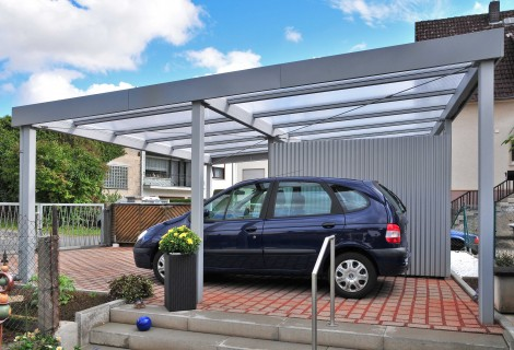 Carport – Privat