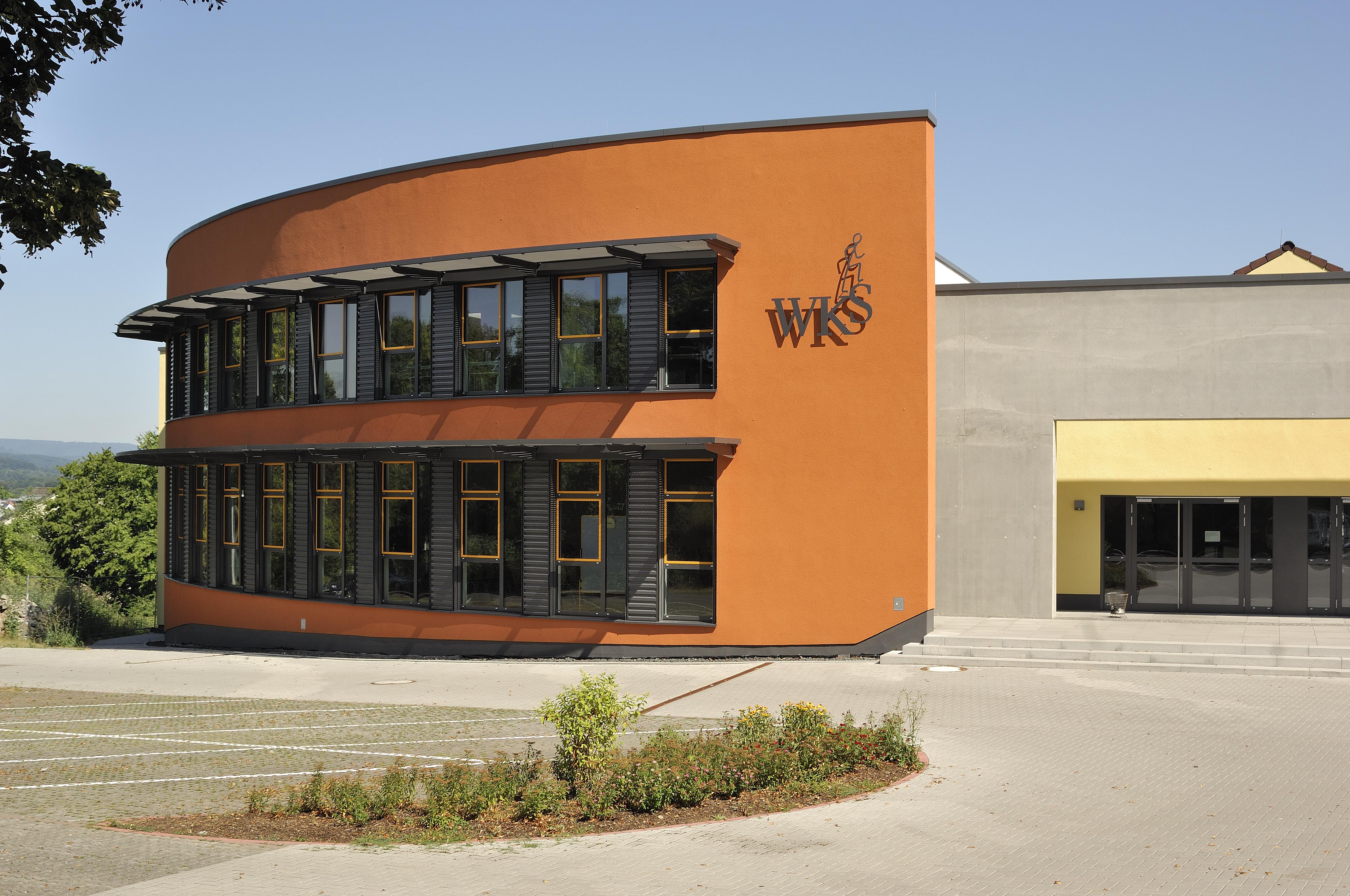 Umbau, Sanierung und Erweiterung der W.-Knapp-Schule, Weilburg