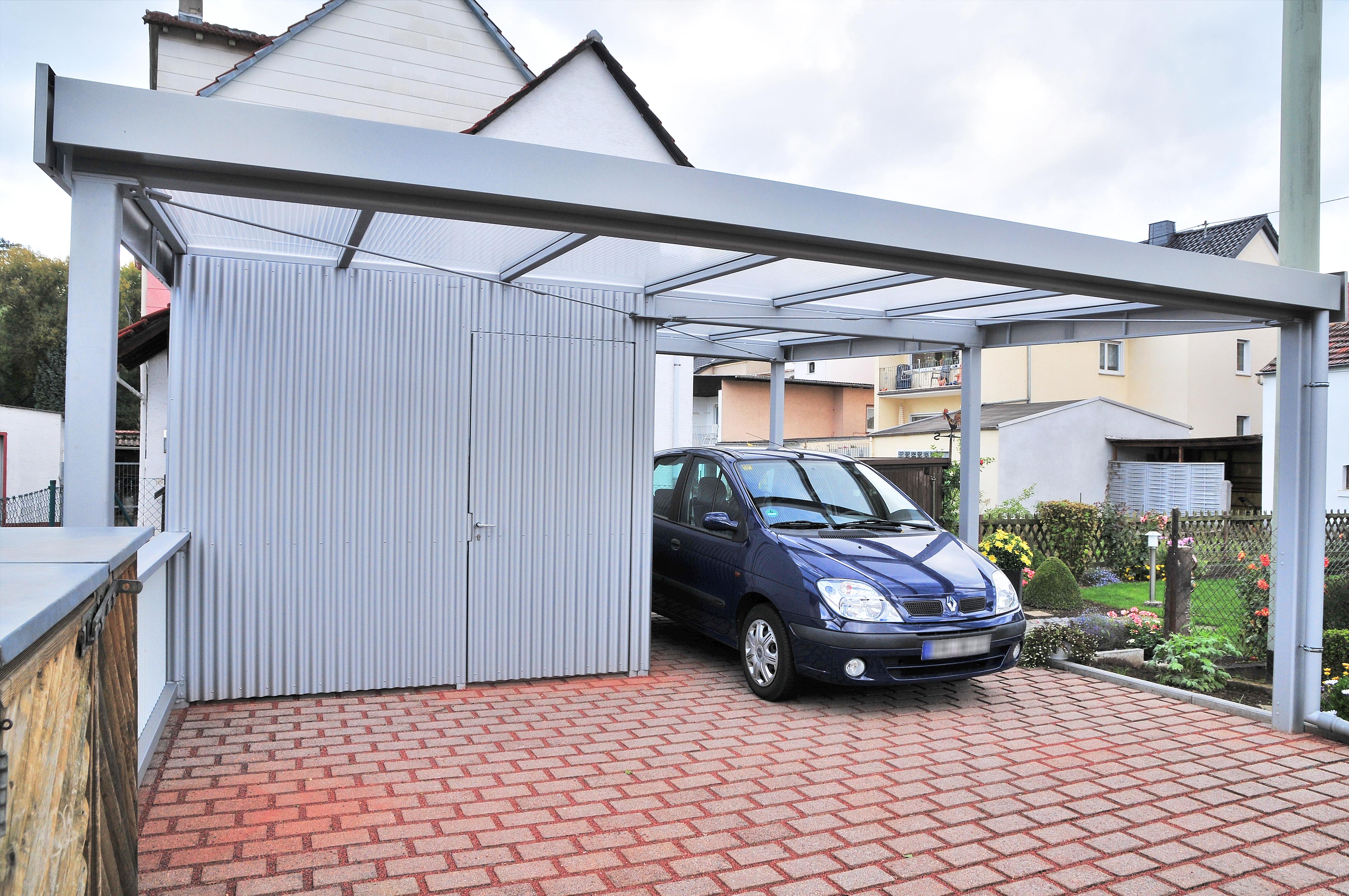 Carport – Privat